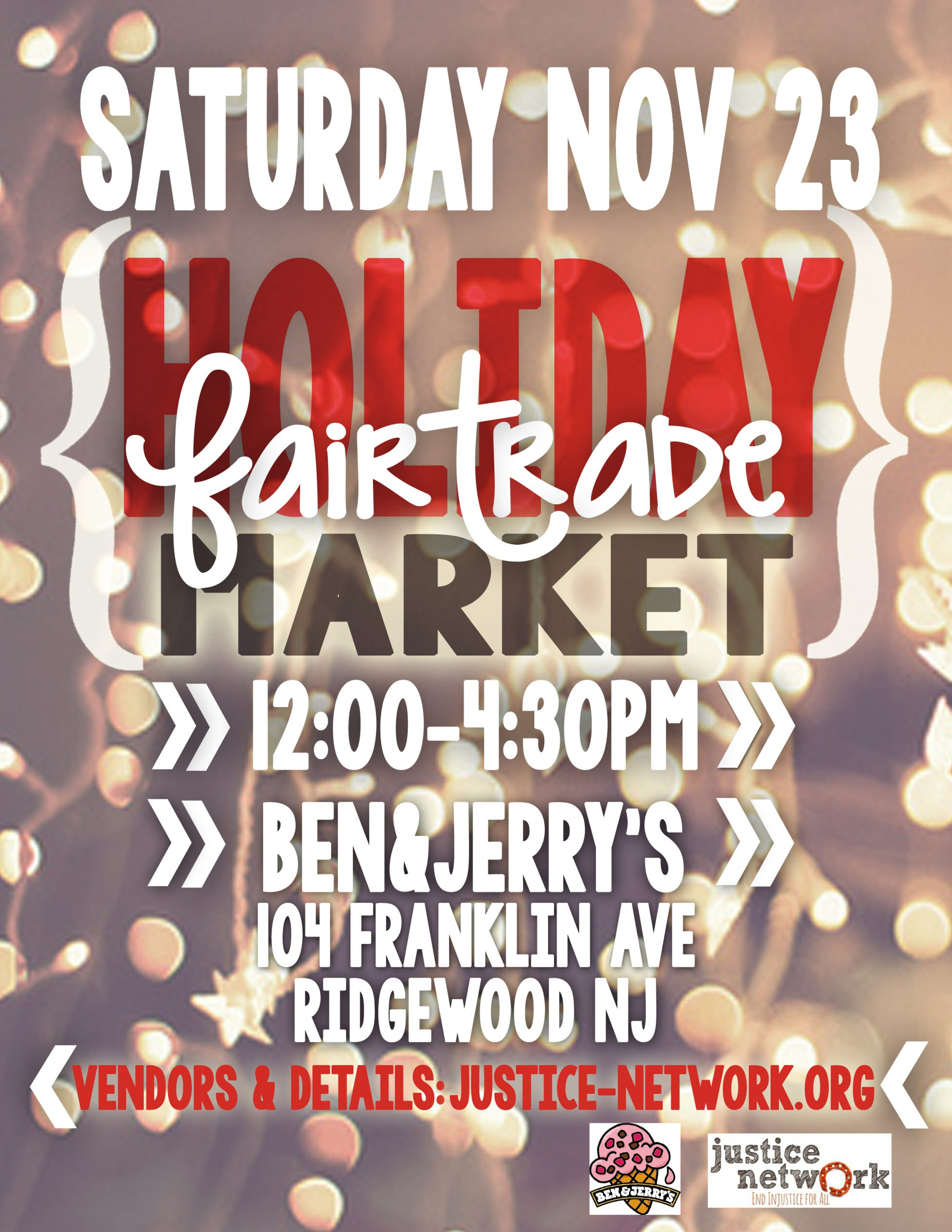Holiday Fair Trade Market
